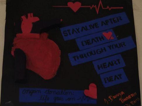 World Organ Donation day – Sri Sairam Ayurveda Medical